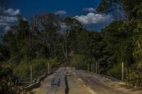 Ranking da CNT aponta os dez piores trechos de rodovias no país